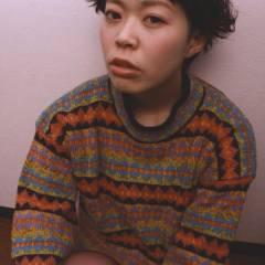 秋 大人かわいい ナチュラル ストリート ヘアスタイルや髪型の写真・画像
