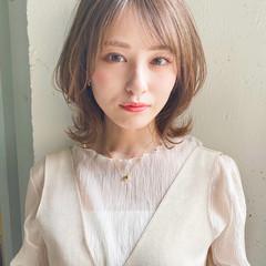 アンニュイほつれヘア ボブ デート 簡単ヘアアレンジ ヘアスタイルや髪型の写真・画像