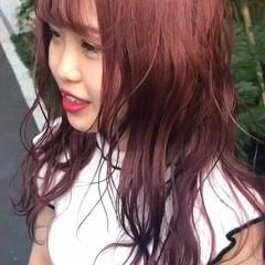 ストリート 外国人風カラー 韓国ヘア ヘアカラー ヘアスタイルや髪型の写真・画像