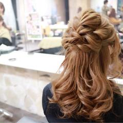 セミロング エレガント 上品 ヘアスタイルや髪型の写真・画像