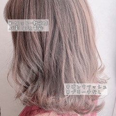 ナチュラル ブリーチなし デート 外国人風カラー ヘアスタイルや髪型の写真・画像
