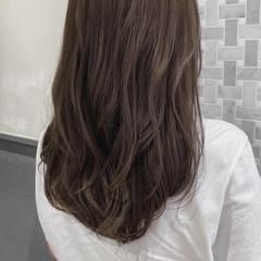 艶髪 イルミナカラー ナチュラル 美髪 ヘアスタイルや髪型の写真・画像