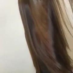 髪質改善トリートメント エレガント ロング 髪質改善カラー ヘアスタイルや髪型の写真・画像