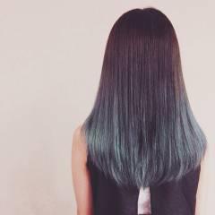 シースルーバング ミディアム ガーリー 大人かわいい ヘアスタイルや髪型の写真・画像