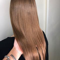 艶カラー ナチュラル 外国人風カラー 艶髪 ヘアスタイルや髪型の写真・画像