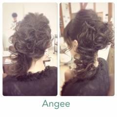 愛され 大人かわいい モテ髪 ヘアアレンジ ヘアスタイルや髪型の写真・画像