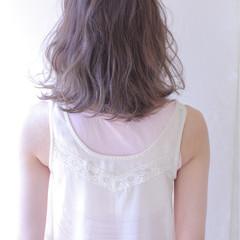 春 ゆるふわ フェミニン ストリート ヘアスタイルや髪型の写真・画像