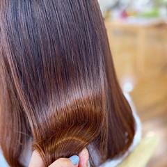 髪質改善 艶髪 大人女子 髪質改善カラー ヘアスタイルや髪型の写真・画像