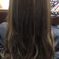 ナチュラル ハイライト エクステ 外国人風 ヘアスタイルや髪型の写真・画像