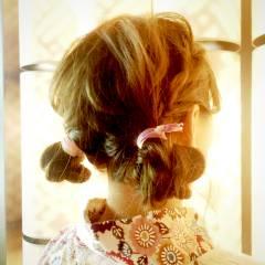 夏 ヘアスタイルや髪型の写真・画像