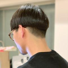 メンズ モード ショート 刈り上げ ヘアスタイルや髪型の写真・画像