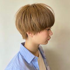 ショート ショートボブ 大人かわいい ショートヘア ヘアスタイルや髪型の写真・画像