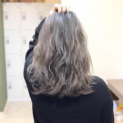 ブリーチ エレガント 女子力 外国人風カラー ヘアスタイルや髪型の写真・画像