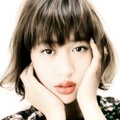 フェミニン ボブ 簡単 外国人風 ヘアスタイルや髪型の写真・画像