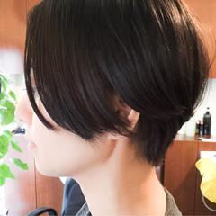 黒髪 ヘアアレンジ 大人かわいい ナチュラル ヘアスタイルや髪型の写真・画像