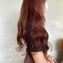 ピンクラベンダー ラベンダーピンク ピンクアッシュ ピンクパープル ヘアスタイルや髪型の写真・画像