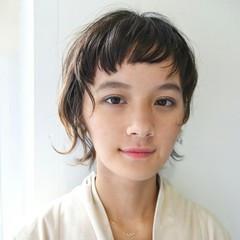 外国人風 簡単ヘアアレンジ ハーフアップ ヘアアレンジ ヘアスタイルや髪型の写真・画像