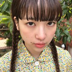 女子会 デート ロング ヘアアレンジ ヘアスタイルや髪型の写真・画像