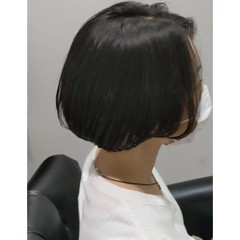 マッシュヘア マッシュ ナチュラル ショートヘア ヘアスタイルや髪型の写真・画像