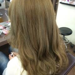 モテ髪 コンサバ 渋谷系 ロング ヘアスタイルや髪型の写真・画像