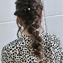 セット ヘアアレンジ 結婚式ヘアアレンジ 結婚式髪型 ヘアスタイルや髪型の写真・画像