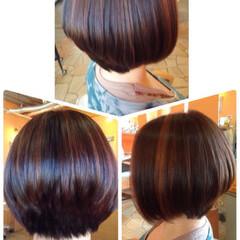 艶髪 ストリート ダブルカラー ハイライト ヘアスタイルや髪型の写真・画像