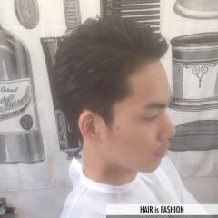 モテ髪 メンズ ショート モード ヘアスタイルや髪型の写真・画像