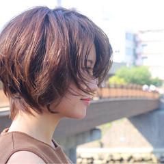 ニュアンス こなれ感 大人女子 色気 ヘアスタイルや髪型の写真・画像