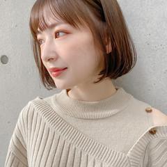 デート モテ髪 モテ髮シルエット ナチュラル ヘアスタイルや髪型の写真・画像