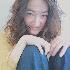 ロブ こなれ感 ニュアンス 大人女子 ヘアスタイルや髪型の写真・画像