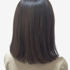 ボブ 色気 暗髪 モード ヘアスタイルや髪型の写真・画像