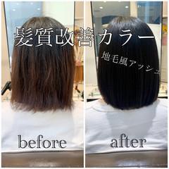 髪質改善 ロングヘア ロング 髪質改善カラー ヘアスタイルや髪型の写真・画像