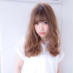大人女子 ストリート ラフ ハイライト ヘアスタイルや髪型の写真・画像