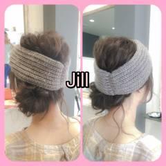 ヘアアクセ モテ髪 簡単ヘアアレンジ ショート ヘアスタイルや髪型の写真・画像