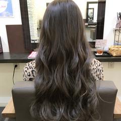 渋谷系 大人女子 外国人風 小顔 ヘアスタイルや髪型の写真・画像