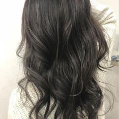外国人風 ロング 外国人風カラー ナチュラル ヘアスタイルや髪型の写真・画像