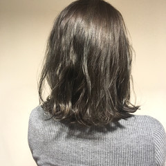 無造作 ナチュラル 外国人風カラー イルミナカラー ヘアスタイルや髪型の写真・画像