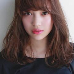 女子会 色気 エレガント デート ヘアスタイルや髪型の写真・画像