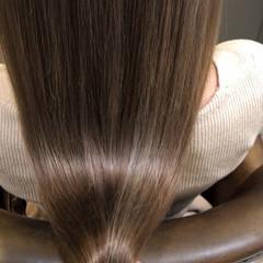 髪質改善トリートメント エレガント 髪質改善 ハイトーン ヘアスタイルや髪型の写真・画像