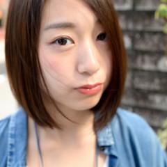 外国人風 大人かわいい ゆるふわ ミディアム ヘアスタイルや髪型の写真・画像