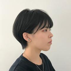 ショート ベリーショート モード ショートヘア ヘアスタイルや髪型の写真・画像