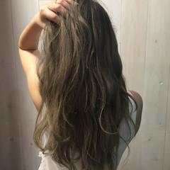 渋谷系 ウェーブ ストリート ルーズ ヘアスタイルや髪型の写真・画像