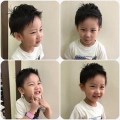 ストリート 坊主 かっこいい 子供 ヘアスタイルや髪型の写真・画像