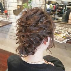 ロング ハーフアップ 大人かわいい 外国人風 ヘアスタイルや髪型の写真・画像