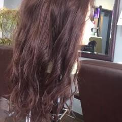 ゆるふわ かわいい セミロング 簡単ヘアアレンジ ヘアスタイルや髪型の写真・画像
