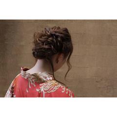 ヘアアレンジ ショート 大人かわいい フェミニン ヘアスタイルや髪型の写真・画像
