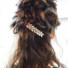 暗髪 ショート ヘアアレンジ ミディアム ヘアスタイルや髪型の写真・画像