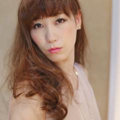 色気 ボブ セミロング フェミニン ヘアスタイルや髪型の写真・画像