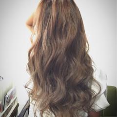 ロング ストリート 外国人風カラー ヘアスタイルや髪型の写真・画像
