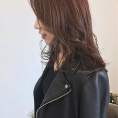 オフィス デート 大人かわいい ナチュラル ヘアスタイルや髪型の写真・画像